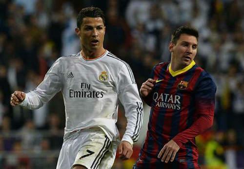 Cạnh tranh với Messi là một phần cuộc sống Ronaldo - 1