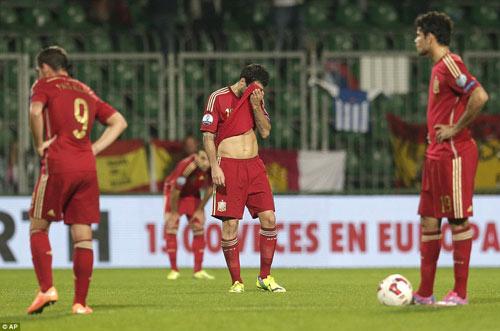 """""""Tây Ban Nha thua vì thủ môn Slovakia quá hay"""" - 1"""
