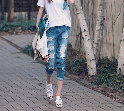 Cấm mặc quần jeans tới trường: Vừa thừa, vừa thiếu! - 5