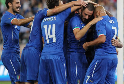 Italia - Azerbaijan: Khi đồng đội là kẻ thù - 2