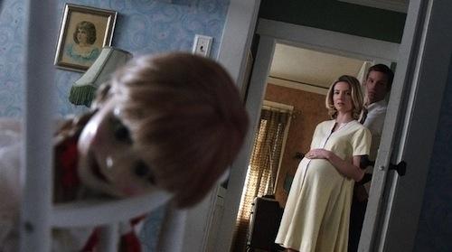 Búp bê ma Annabelle và những trò hù dọa thót tim - 2