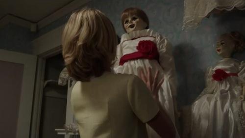 Búp bê ma Annabelle và những trò hù dọa thót tim - 3