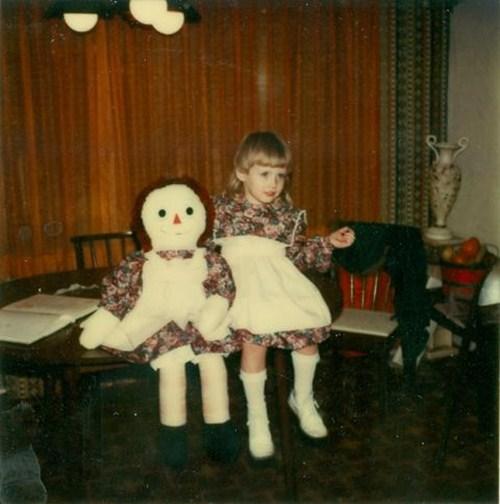 Búp bê ma Annabelle và những trò hù dọa thót tim - 5