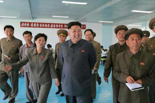 Kim Jong-un không dự sự kiện trọng đại của Triều Tiên - 1