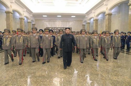Kim Jong-un không dự sự kiện trọng đại của Triều Tiên - 2