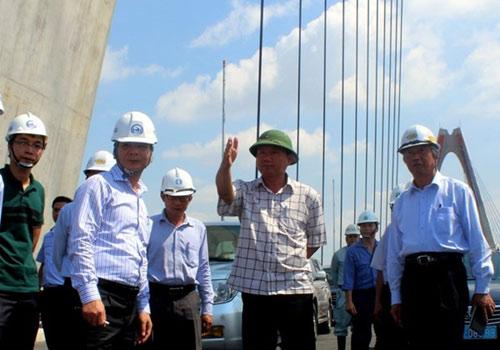 Bộ trưởng Đinh La Thăng nói về văn hóa giao thông HN - 2