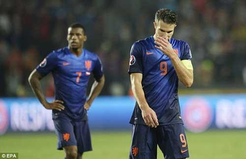 Hà Lan – Kazakhstan: Robben trở lại, đại tiệc là đây - 1