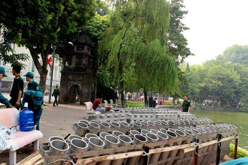 Hà Nội: Hàng nghìn giàn pháo hoa đã sẵn sàng - 6