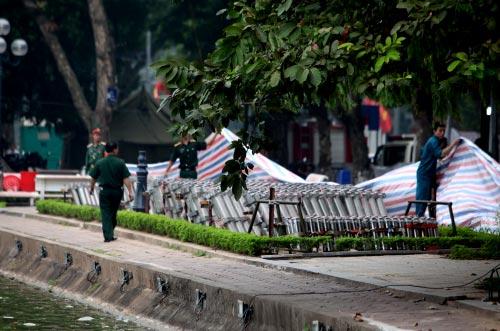 Hà Nội: Hàng nghìn giàn pháo hoa đã sẵn sàng - 8