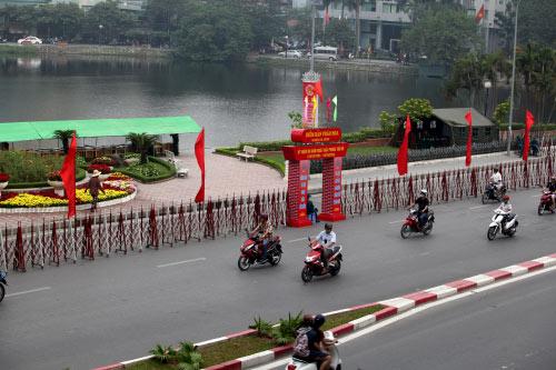 Hà Nội: Hàng nghìn giàn pháo hoa đã sẵn sàng - 2