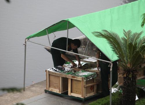 Hà Nội: Hàng nghìn giàn pháo hoa đã sẵn sàng - 4