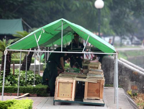 Hà Nội: Hàng nghìn giàn pháo hoa đã sẵn sàng - 3