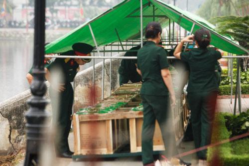 Hà Nội: Hàng nghìn giàn pháo hoa đã sẵn sàng - 5