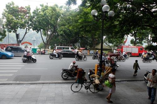 Hà Nội: Hàng nghìn giàn pháo hoa đã sẵn sàng - 10