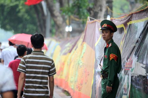 Hà Nội: Hàng nghìn giàn pháo hoa đã sẵn sàng - 11