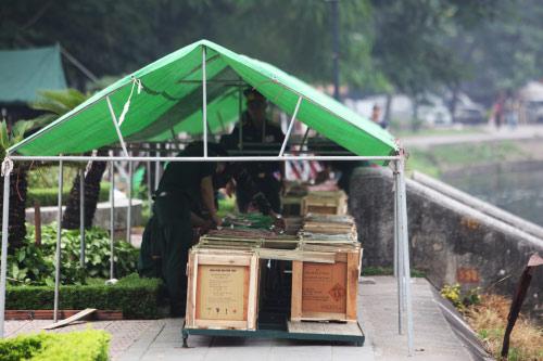 Hà Nội: Hàng nghìn giàn pháo hoa đã sẵn sàng - 1