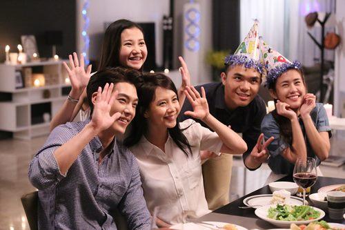 """Ngọc Thảo không dám """"thân mật"""" Kim Woo Bin - 10"""