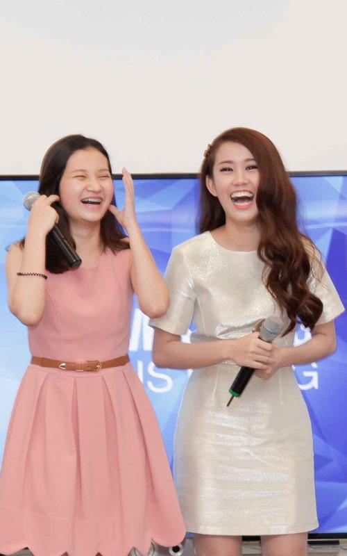 """Ngọc Thảo không dám """"thân mật"""" Kim Woo Bin - 4"""