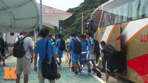"""U19 Nhật trước trận gặp U19 VN: Áp lực """"ngàn cân"""" - 1"""