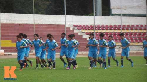 """U19 Nhật trước trận gặp U19 VN: Áp lực """"ngàn cân"""" - 5"""