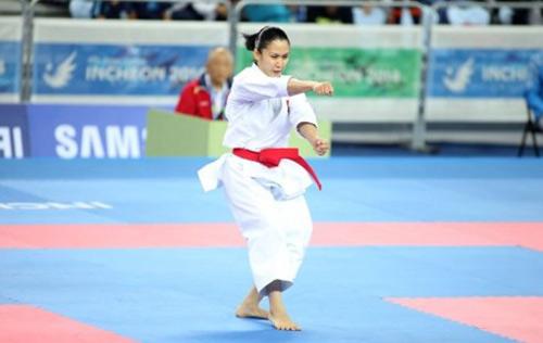 """Thể thao Việt Nam: Khi các """"nữ hoàng"""" hụt chân - 2"""