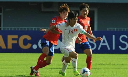 U19 Việt Nam 0-6 U19 Hàn Quốc: Cảm ơn… xà ngang! - 2