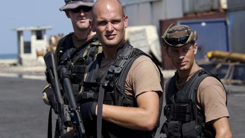 Lính đánh thuê Mỹ muốn ra tay tiêu diệt IS - 1