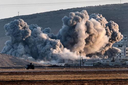 Lính đánh thuê Mỹ muốn ra tay tiêu diệt IS - 3