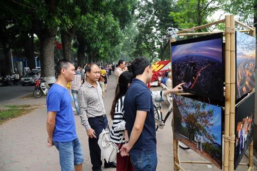 Ngắm những khoảnh khắc đẹp về Hà Nội qua 60 năm - 1