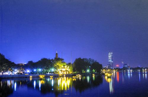 Ngắm những khoảnh khắc đẹp về Hà Nội qua 60 năm - 10