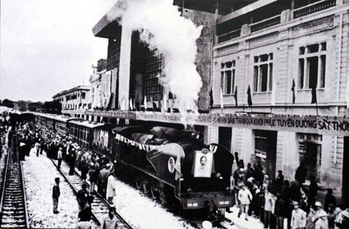 Ngắm những khoảnh khắc đẹp về Hà Nội qua 60 năm - 6
