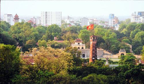Ngắm những khoảnh khắc đẹp về Hà Nội qua 60 năm - 8