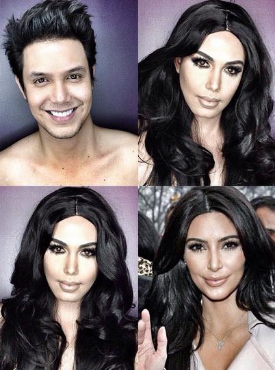 Màn giả gái siêu đẳng của sao truyền hình thực tế Philippines - 1