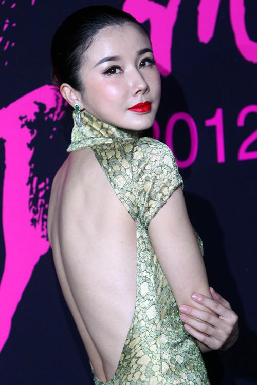 Người đẹp Trung Quốc hỏng mặt vì ham thẩm mỹ - 7