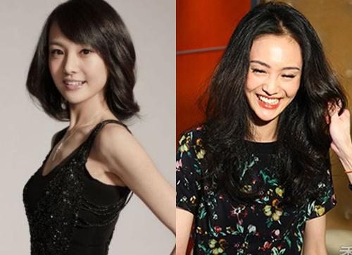 Người đẹp Trung Quốc hỏng mặt vì ham thẩm mỹ - 6