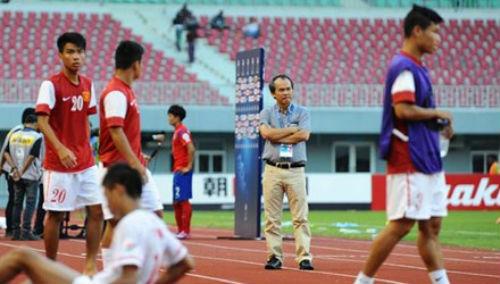 """Tự nhận """"đen"""", bầu Đức chia tay đội U19 Việt Nam - 1"""