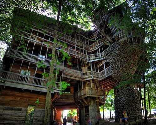 Những ngôi nhà đẹp hơn cả tưởng tượng - 5