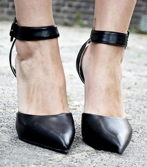 11 kiểu trang phục cô nàng chân ngắn cần tránh xa - 4