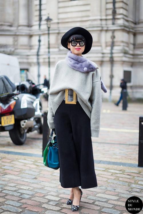 11 kiểu trang phục cô nàng chân ngắn cần tránh xa - 12