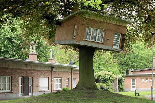 Những ngôi nhà đẹp hơn cả tưởng tượng - 8