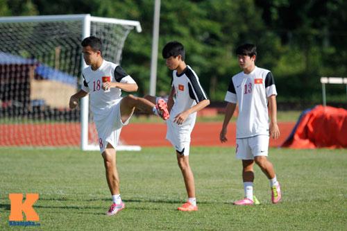 """U19 Việt Nam tính kế đá U19 Nhật: Tăng """"chất thép"""" - 1"""