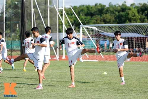 """U19 Việt Nam tính kế đá U19 Nhật: Tăng """"chất thép"""" - 2"""