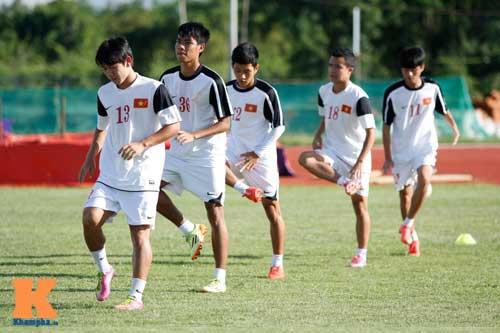 """U19 Việt Nam tính kế đá U19 Nhật: Tăng """"chất thép"""" - 4"""