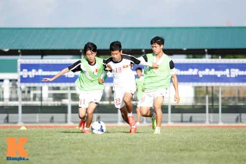"""U19 Việt Nam tính kế đá U19 Nhật: Tăng """"chất thép"""" - 5"""