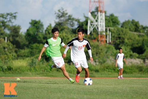"""U19 Việt Nam tính kế đá U19 Nhật: Tăng """"chất thép"""" - 6"""
