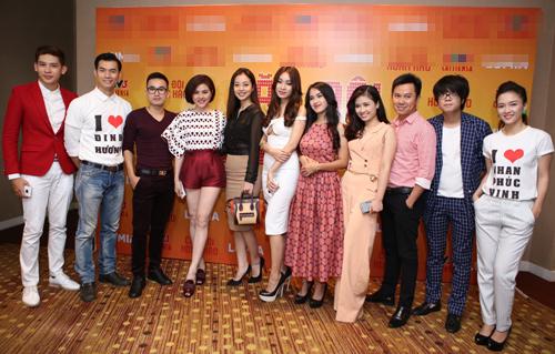 Jennifer Phạm thử sức ca hát tại Cặp đôi hoàn hảo - 13
