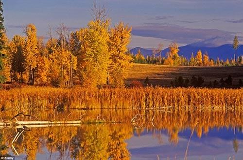 Mùa thu ở những danh lam nổi tiếng nhất thế giới - 8