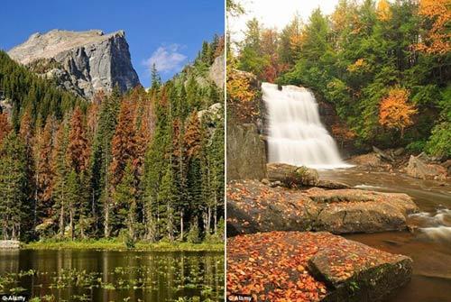 Mùa thu ở những danh lam nổi tiếng nhất thế giới - 9