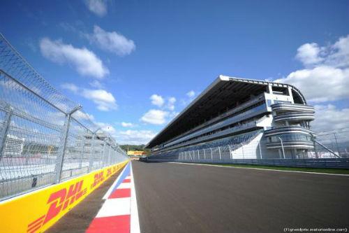 Russian GP: Chiến thuật cho đường đua mới - 1