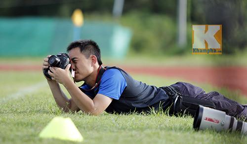 """Phóng viên Trung Quốc """"cải trang, do thám"""" U19 Việt Nam - 4"""